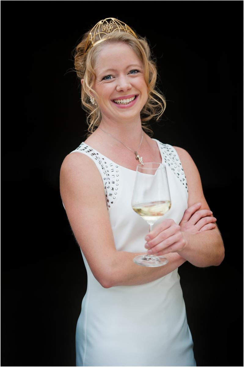Charlotte FreibergerDeutsche Weinprinzessin 2017/18