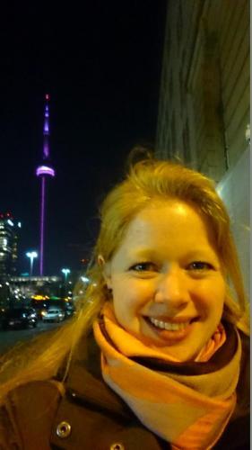 Seminare in Kanada - Toronto bei Nacht