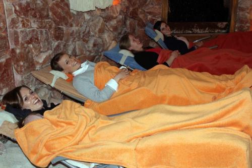 Deutschlandtour Pfalz - Entspannen in der Salzgrotte