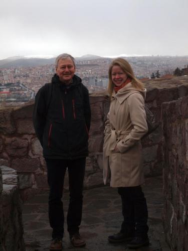 Galadinner Ankara - ein Tag Sightseeing