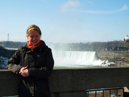Seminare Kanada - Niagara Fälle