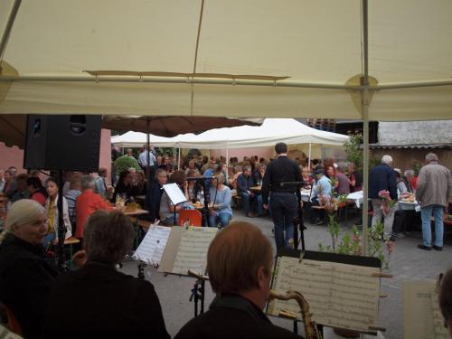 Hoffest Weingut Freiberger 2018
