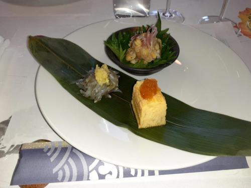 Freiberger Wein und japanische Küche